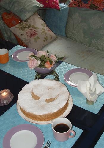 Engelkuchen for Fertigküchen